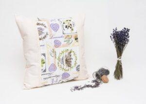 Perna cu lavanda pentru aromaterapie Lavandula