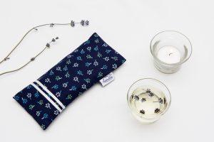 Pernita aromaterapie cu lavanda Fori si dungi