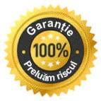 Stampila garantie