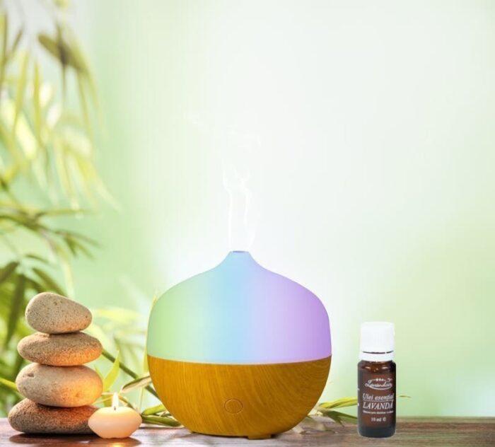 Difuzor aromaterapie Aruna