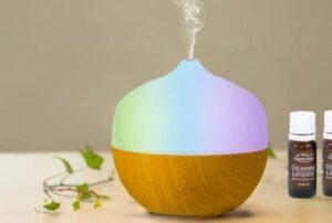 Difuzor aromaterapie Aruna + ulei esential de lavanda cadou