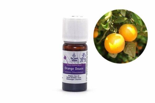 Ulei esential Bio portocale dulci