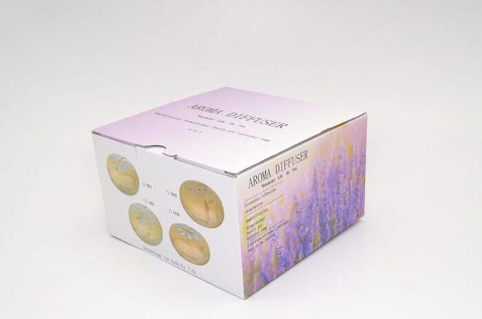 Cutie difuzor de aromaterapie Peabble