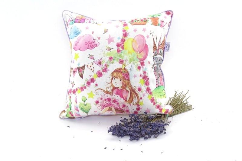 Perna aromatica cu lavanda Little princess