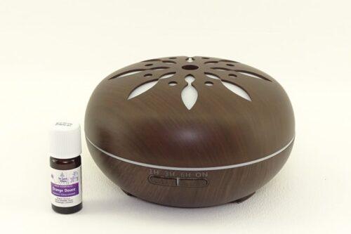difuzor aromaterapie pebble