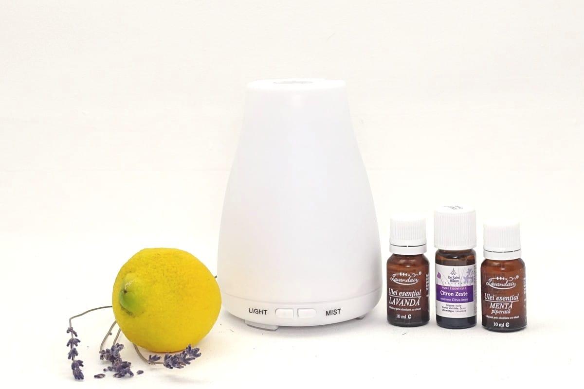 pachet aromaterapie curcubeu basic