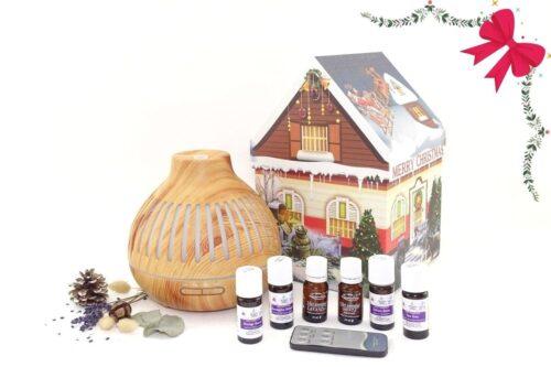 difuzor de aromaterapie in pachet